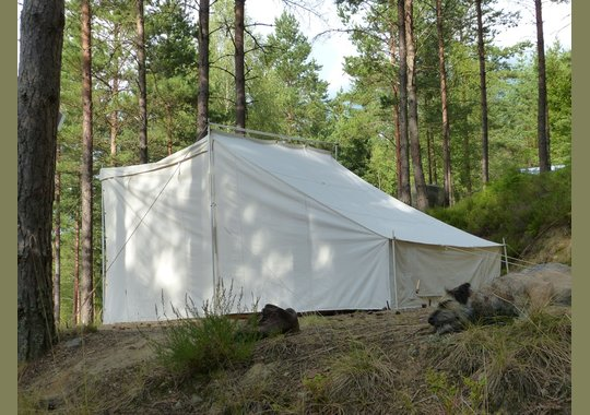 Campfire Tent 4 Persons